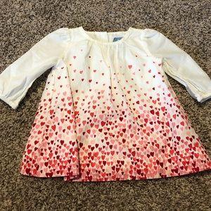 NWOT baby Gap dress